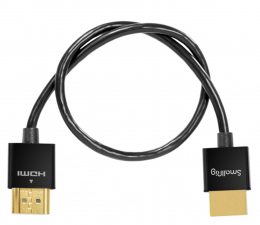 Klatki do aparatu SmallRig Kabel HDMI ultra slim 4K 35cm