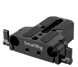 "Klatki do aparatu SmallRig Multifunkcyjny baseplate (1/4"", 3/8"", rod support)"