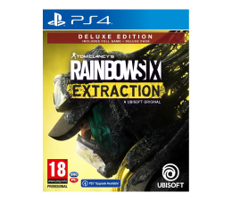 Gra na PlayStation 4 PlayStation Rainbow Six Extraction Deluxe Edition