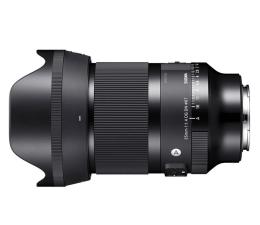 Obiektywy stałoogniskowy Sigma A 35mm f1.4 Art DG DN Sony E