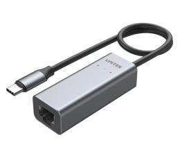 Przejściówka Unitek Adapter USB-C - RJ-45 (2.5 Gbit Ethernet)