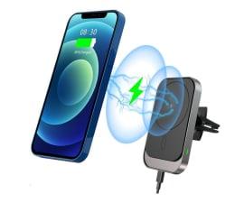 Uchwyt do smartfonów Tech-Protect CW19 Magnetic MagSafe do kratki wentylacyjnej