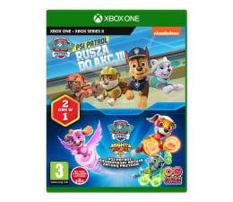 Gra na Xbox One Xbox Psi Patrol: 2 gry w 1