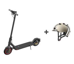 Pojazd elektryczny Xiaomi Pro 2 + Kask Hlmt 5 bike pro chrome 58-61 cm