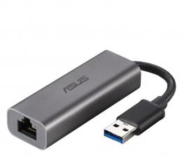 Karta sieciowa ASUS USB-C2500 (1000Mbit/2.5Gb/s) USB 3.0