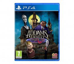 Gra na PlayStation 4 PlayStation The Addams Family: Mansion Mayhem