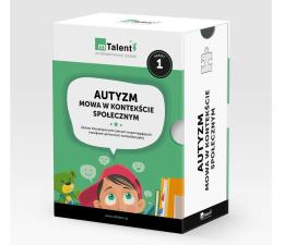 Program edukacyjny Learnetic mTalent AUTYZM. Mowa w kontekście społecznym cz.1