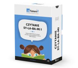 Program edukacyjny Learnetic mTalent Czytanie SY-LA-BA-MI cz. 1