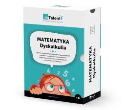Program edukacyjny Learnetic mTalent Matematyka. Dyskalkulia