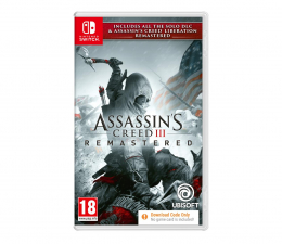 Gra na Switch Switch Assassin's Creed 3 + Liberation Remaster
