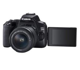 Lustrzanka Canon EOS 250D + 18-55mm + Torba Canon