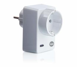 Gniazdo Smart Plug Yale AC-PS-EU Inteligentna wtyczka