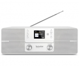 Radio internetowe TechniSat DIGITRADIO 371 CD IR Białe