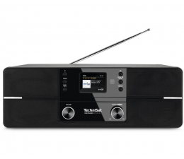 Radio internetowe TechniSat DIGITRADIO 371 CD IR Czarne