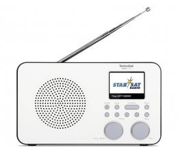 Radio internetowe TechniSat VIOLA 2 C IR