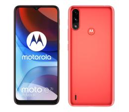 Smartfon / Telefon Motorola Moto E7i Power 2/32GB Coral Red