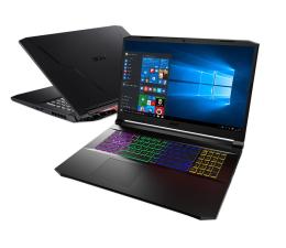 """Notebook / Laptop 17,3"""" Acer Nitro 5 R7-5800H/16GB/512/W10X RTX3060 144Hz"""