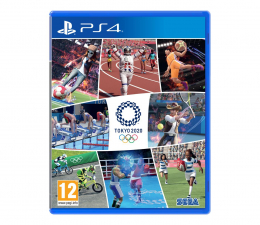 Gra na PlayStation 4 PlayStation Olympic Games Tokyo 2020 - The Official Video Game