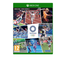 Gra na Xbox One Xbox Olympic Games Tokyo 2020 - The Official Video Game