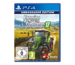 Gra na PlayStation 4 PlayStation Farming Simulator 17 Ambassador Edition