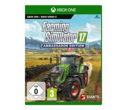 Gra na Xbox One Xbox Farming Simulator 17 Ambassador Edition
