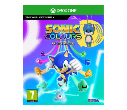Gra na Xbox One Xbox Sonic Colours Ultimate Limited Edition