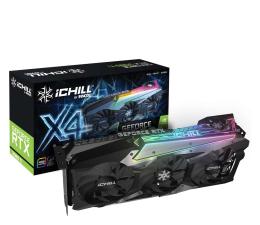 Karta graficzna NVIDIA Inno3D GeForce RTX 3080 Ti ICHILL X4 12GB GDDR6X