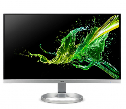 "Monitor LED 24"" Acer R240YSI srebrno-czarny"