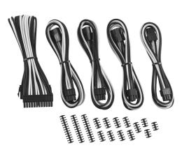 Kabel SATA CableMod ModMesh Cable Extension Kit -8+6 Czarno-Białe