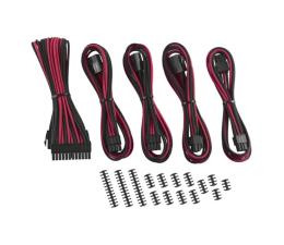 Kabel SATA CableMod ModMesh Cable Extension Kit -8+6 Czarno-Czerwone
