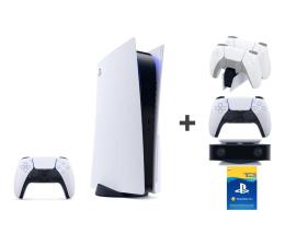 Konsola PlayStation Sony Playstation 5 + Charging Station + Pad + HD Camera