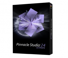 Program graficzny/wideo Corel Pinnacle Studio 24 Ultimate