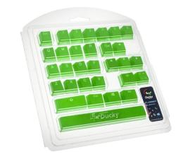 Keycaps do klawiatury Ducky Rubber Keycap Green