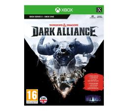 Gra na Xbox One Xbox Dungeons & Dragons Dark Alliance Steelbook Edition