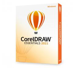 Program graficzny/wideo Corel CorelDraw Essentials 2021