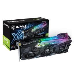 Karta graficzna NVIDIA Inno3D GeForce RTX 3070 Ti ICHILL X4 8GB GDDR6X