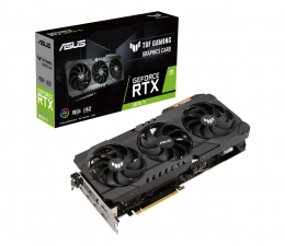 Karta graficzna NVIDIA ASUS GeForce RTX 3070 Ti TUF Gaming  8GB GDDR6X