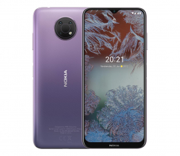 Smartfon / Telefon Nokia G10 Dual SIM 3/32GB fioletowy