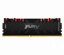 Pamięć RAM DDR4 Kingston FURY 8GB (1x8GB)3200MHz CL16RenegadeRGB