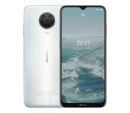Smartfon / Telefon Nokia G20 Dual SIM 4/64GB srebrny