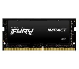 Pamięć RAM SODIMM DDR4 Kingston FURY 8GB (1x8GB) 2666MHz CL15 Impact