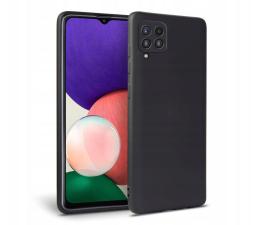 Etui / obudowa na smartfona Tech-Protect Icon do Samsung Galaxy A22 4G czarny