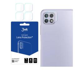 Folia / szkło na smartfon 3mk Lens Protection na Obiektyw do Galaxy A22 4G