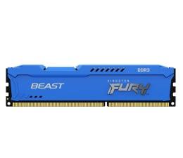 Pamięć RAM DDR3 Kingston FURY 8GB (1x8GB) 1600MHz CL10BeastBlue