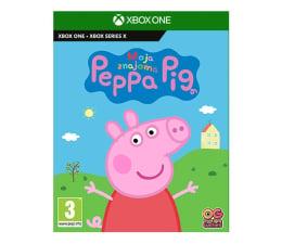 Gra na Xbox One Xbox Moja znajoma Świnka Peppa