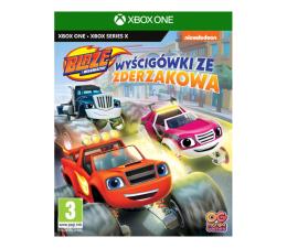 Gra na Xbox One Xbox Blaze i Megamaszyny: Wyścigówki ze Zderzakowa