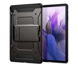 Etui na tablet Spigen Tough Armor do Galaxy Tab S7 FE T730/T736 gunmetal