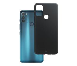 Etui / obudowa na smartfona 3mk Matt Case do Motorola Moto G50 5G czarny