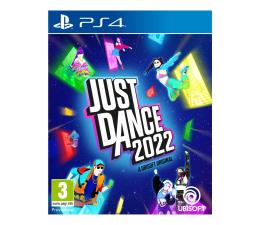 Gra na PlayStation 4 PlayStation Just Dance 2022