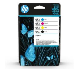 Tusz do drukarki HP Zestaw tuszów 950 + 951 CMYK